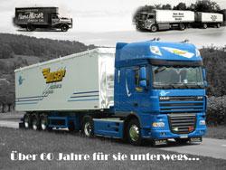 60 Jahre Moser Transport AG