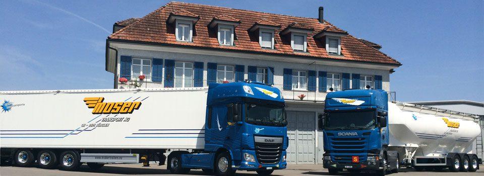 Gebrüder Moser Transport AG